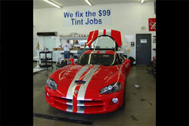 Automotive Tint Coeur d'Alene ID