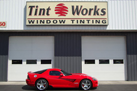 TintWorks Automotive Tint